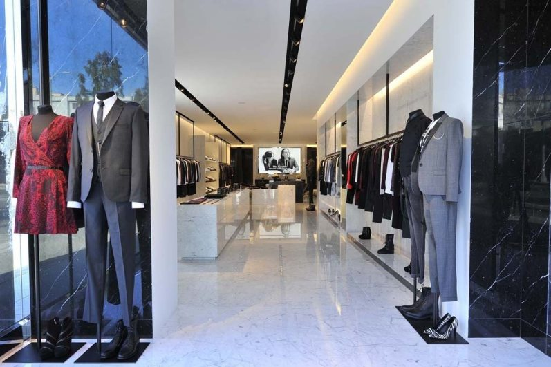 THE KOOPLES LOS ANGELES FLAGSHIP STORE 1
