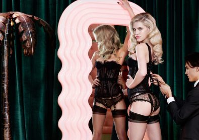 AGENT PROVOCATEUR FALL 2014 COLLECTION 2
