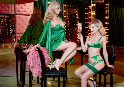 AGENT PROVOCATEUR FALL 2014 COLLECTION 3
