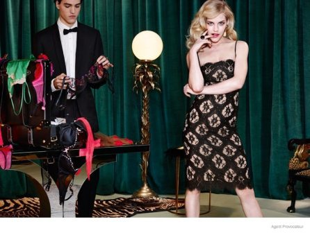 AGENT PROVOCATEUR FALL 2014 COLLECTION 5