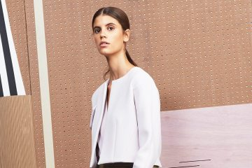 10 CROSBY DEREK LAM SPRING 2015 RTW COLLECTION