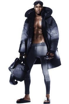 ALEXANDER WANG FOR H&M AD CAMPAIGN 4