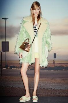 COACH SPRING 2015 RTW COLLECTION - LOOK 1