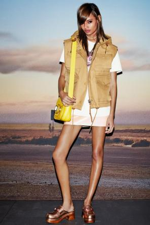 COACH SPRING 2015 RTW COLLECTION - LOOK 8