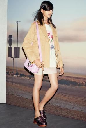 COACH SPRING 2015 RTW COLLECTION - LOOK 9