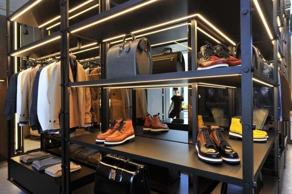 DSQUARED FIRST AMERICAN STORE IN LOS ANGELES 4
