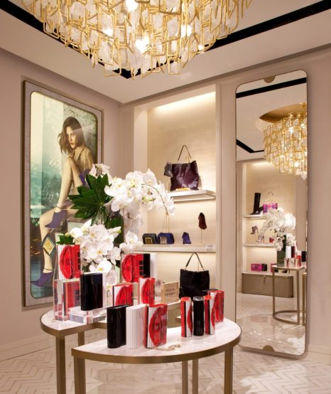 JIMMY CHOO BOUTIQUE REOPENING IN LONDON 1
