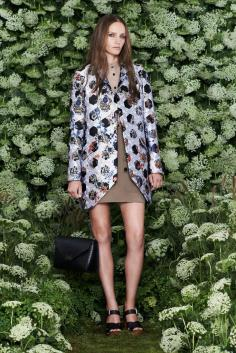 MULBERRY SPRING 2015 RTW COLLECTION - LOOK 1
