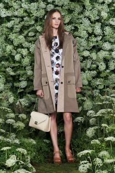 MULBERRY SPRING 2015 RTW COLLECTION - LOOK 4