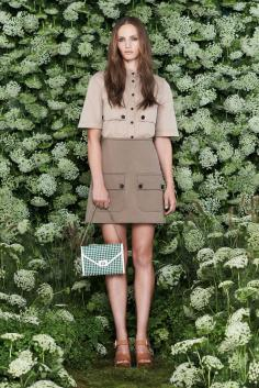 MULBERRY SPRING 2015 RTW COLLECTION - LOOK 5