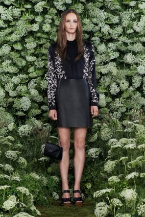 MULBERRY SPRING 2015 RTW COLLECTION - LOOK 8