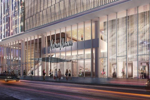 NEIMAN MARCUS FIRST STORE IN NEW YORK 1