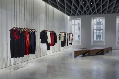 VICTORIA BECKHAM FIRST FLAGSHIP STORE IN LONDON 3