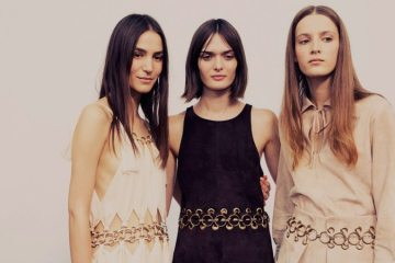 CHLOE SPRING 2015 RTW COLLECTION
