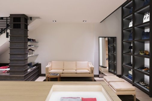 TOMAS MAIER BOUTIQUE IN NEW YORK 2