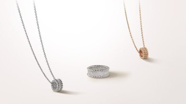 VAN CLEEF & ARPELS PERLEE COLLECTION 33