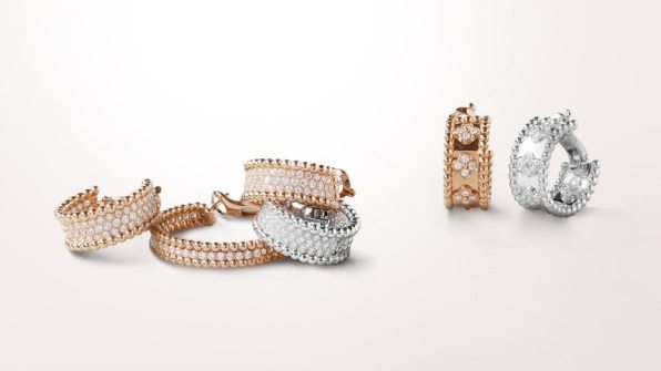 VAN CLEEF & ARPELS PERLEE COLLECTION 66