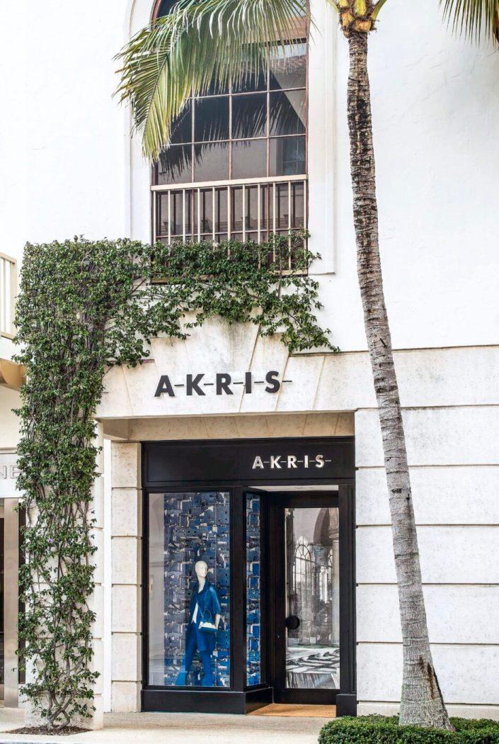 Akris Palm Beach Opening