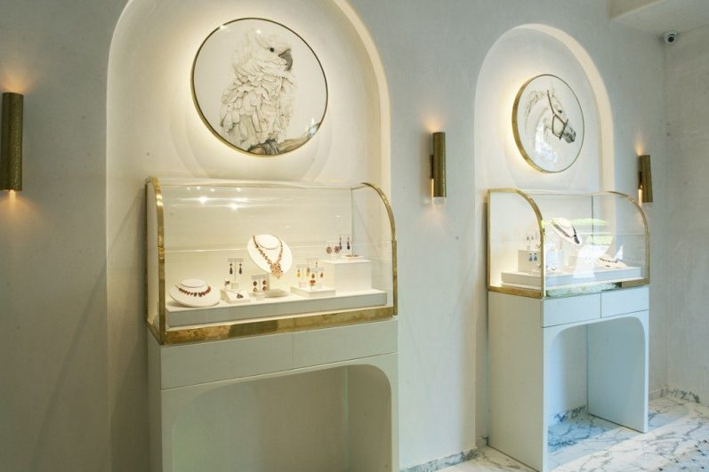IRENE NEUWIRTH FIRST BOUTIQUE IN LOS ANGELES 1