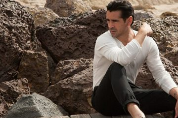 DOLCE & GABBANA INTENSO FRAGRANCE FEATURING COLIN FARREL