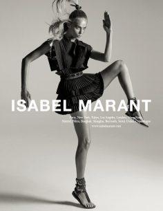 ISABEL MARANT SPRING 2015 AD CAMPAIGN 2