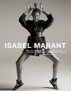 ISABEL MARANT SPRING 2015 AD CAMPAIGN 3