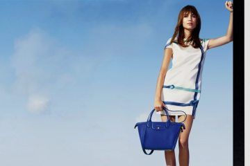 LONGCHAMP SPRING 2015 AD CAMPAIGN FEATURING ALEXA CHUNG1