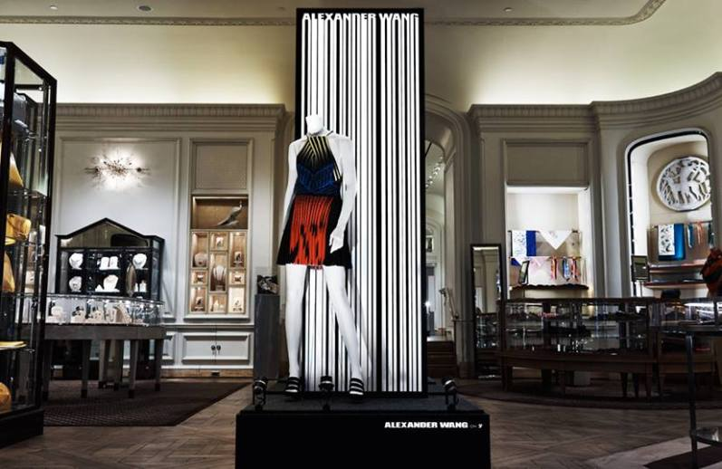 ALEXANDER WANG X BERGDORF GOODMAN POP-UP SHOP 1