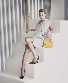 CHRISTIAN DIOR BE DIOR AD CAMPAIGN FEATURING JENNIFER LAWRENCE 1