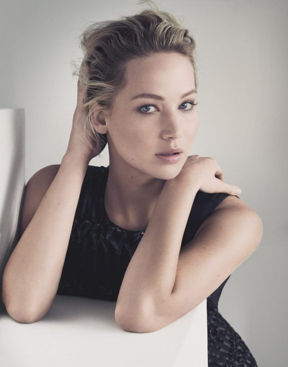 CHRISTIAN DIOR BE DIOR AD CAMPAIGN FEATURING JENNIFER LAWRENCE 7