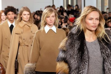 MICHAEL KORS FALL 2015 RTW COLLECTION