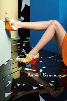 RUPERT SANDERSON SPRING 2015 AD CAMPAIGN 3