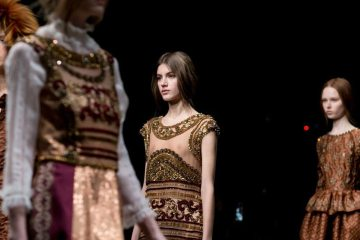 ALBERTA FERRETTI FALL 2015 RTW COLLECTION