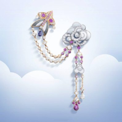 VAN CLEEF & ARPELS CERFS-VOLANTS JEWELRY COLLECTION 12