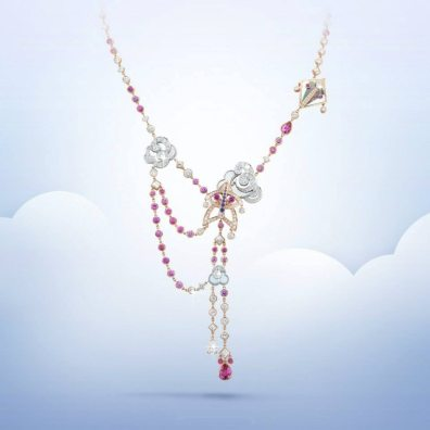 VAN CLEEF & ARPELS CERFS-VOLANTS JEWELRY COLLECTION 16