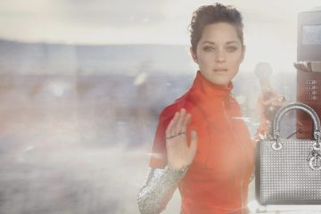 CHRISTIAN DIOR LADY DIOR SPRING 2015 AD CAMPAIGN FEATURING MARION COTILLARD1