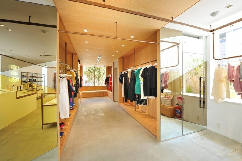 FRED SEGAL STORE IN TOKYO 1