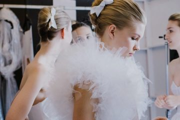 OSCAR DE LA RENTA SPRING 2016 BRIDAL COLLECTION