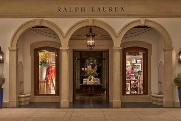 RALPH LAUREN NEW BOUTIQUE IN SAO PAULO