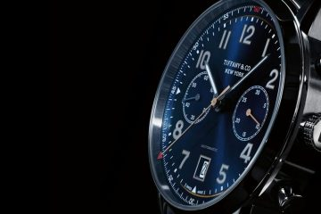 TIFFANY & CO. TIFFANY CT60 TIMEPIECE COLLECTION