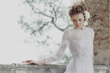 ALBERTA FERRETTI FOREVER 2016 BRIDAL COLLECTION