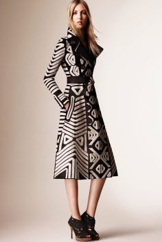 BURBERRY PRORSUM RESORT 2016 COLLECTION 1