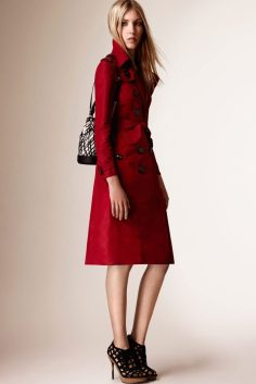 BURBERRY PRORSUM RESORT 2016 COLLECTION 3