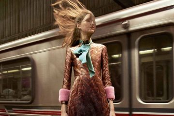 GUCCI FALL 2015 AD CAMPAIGN