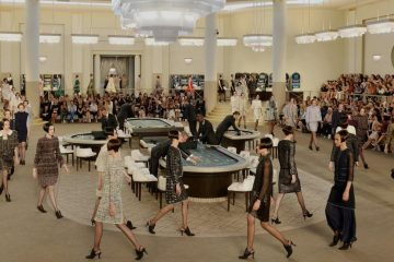 CHANEL FALL 2015 HAUTE COUTURE COLLECTION1