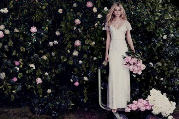 JENNY PACKHAM SPRING 2016 BRIDAL AD CAMPAIGN