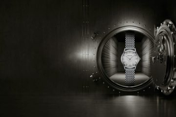 EMPORIO ARMANI SWISS MADE TIMEPIECE COLLECTION
