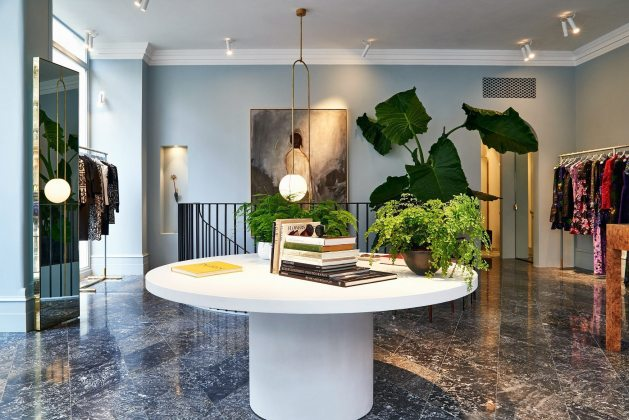 ERDEM FIRST FLAGSHIP STORE IN LONDON