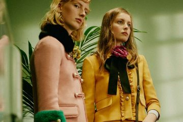 GUCCI GIFT GIVING 2015 CAMPAIGN
