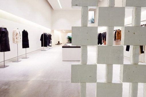 HELMUT LANG FIRST AMERICAN FLAGSHIP STORE IN LOS ANGELES 4